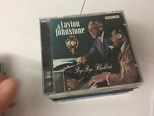 Layton & Johnstone : Bye Bye Blackbird CD (2002) V NR MINT