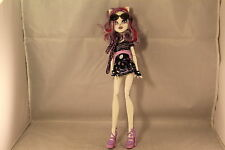 Monster High Doll with Glasses