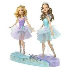 12 Dancing Princesses – Barbie Twin Sisters Doll Rare NRFB