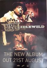 Outkast - Idlewild - Rare Original Promo Poster - 20x28 Inches