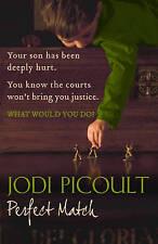Perfect Match, Picoult, Jodi, Paperback, New