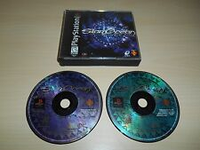 Star Ocean The Second Story PS1 Playstation 1 Game Black Label