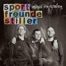 New York, Rio, Rosenheim von Sportfreunde Stiller (2013) NEU