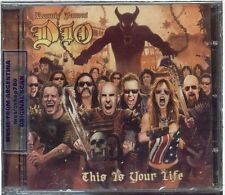 RONNIE JAMES DIO THIS IS YOUR LIFE SEALED CD NEW 2014