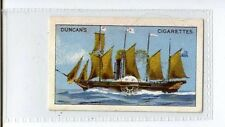 (Ju651-100)Duncans ,Evolution Of The Steamship,S.S Great Western,1925 #
