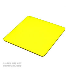 Kood Pro 100mm Yellow Square BW1 Filter For Cokin Z-Pro and Lee Holders