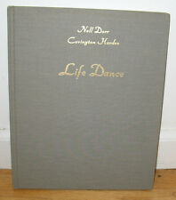 Nell Dorr Life Dance SIGNED Covington Hardee Joan Limited ED HC Author Copy