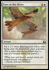 Eyes in the Skies *FOIL* RTR Return to Ravnica MTG Magic Cards White Common