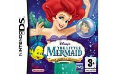 3 Disney Games for Nintendo DS / DSi - The Little Mermaid, Bolt & Magical Jewels