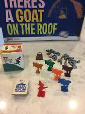 Hey Pa, There's A Goat On The Roof 1966 Parker Brothers Game