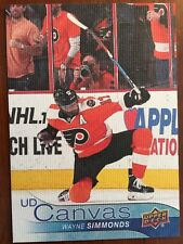 2016-17 UD Hockey Series 2 Canvas #C182 Wayne Simmonds