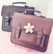 Japanese Sakura Uniform Handbag School bag backpack cherry blossom Briefcase