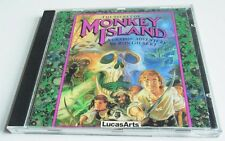 Monkey Island 1 Enhanced Audio CD - Multiple Language CD-Rom