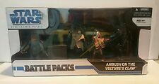 Star Wars Battle Pack Ambush On The Vulture's Claw New (M2)