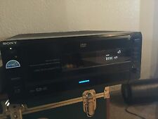 Sony Disc Explorer 200 Disc CD/DVD/Video CD Player Changer DVP-CX850D