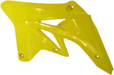 ACERBIS RADIATOR SHROUDS (YELLOW) Fits: Suzuki RM-Z250