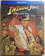 Steelbook - Indiana Jones and the Raiders of the Lost Ark Blu-ray