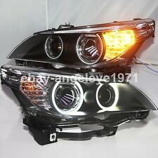 2003-04 Year For BMW E60 523i 525i 530i LED Headlights Fit Original Car with HID