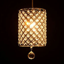 Promotion Modern Crystal Ceiling Light Pendant Lamp Fixture Lighting Chandelier