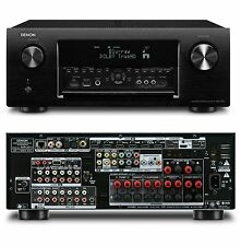 Denon AVR-3313 Home Cinema 7.2 3D AV Receiver 9x HDMI iPhone Airplay Network