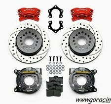 "Dodge Charger,Challenger,Wilwood Dynalite Rear Parking Brake Kit,12.19"" Rotors -"