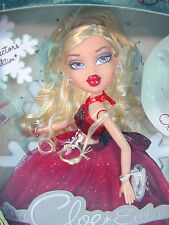 WINTER BALL HOLIDAY CLOE~ MIB~ 2004~ CHRISTMAS BRATZ~