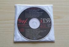 HIT TRAX (STEVIE WONDER, U2, MARY J.BLIGE) - CD PROMO COMPILATION