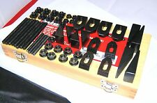 Soba Combined Clamping Kit 52 pcs M6 & M8 (Ref: 120700) Milling Machine Lathe