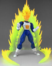 Dragon ball Z SHF Air Explosion Effect for Bandai Son Goku Vegeta models