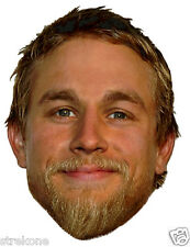 "CHARLIE HUNNAM ""JAX"" Teller ""Sons Of Anarchy"" Star - Window Cling Sticker Decal"
