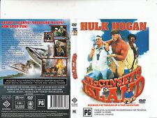 McCinsey's Island-2005-Hulk Hogan-Movie-DVD