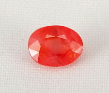TOP HEAT ONLY SAPPHIRE : 1,13 Ct Natürlicher Orange Saphir aus Madagaskar