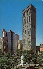 Montreal Montréal Kanada Canada ~1960/70 Sheraton Laurentien Hotel Bank Building