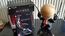 PS3  HITMAN Absolution Deluxe Professional Collectors Edition AGENT 47 FIGURE