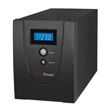 CyberPower Value SOHO UPS 2200VA Uninterruptible Power Supply Surge Protector