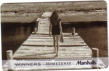 "WINNERS HOMESENSE MARSHALLS MODEL Gift Card """" COLLECTIBLE NO VALUE BILINGUAL"