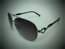 NEW women's JUICY COUTURE aviator black sunglasses