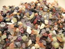 1000+ Mixed Gemstone Chip Beads Lot - FREE SHIPPING!