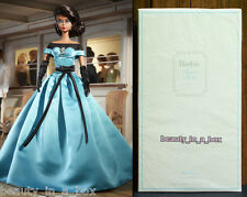 Ball Gown Barbie Collector Doll Mattel Silkstone Gold Label AA African American