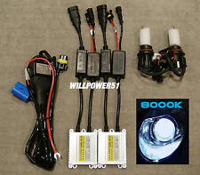 HI-LOW 8000K H13 9008 BI-XENON CANBUS NO ERROR SLIM HID KIT 06-12 FOR ECLIPSE