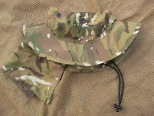 NEW GENUINE issue UK MTP MULTICAM BUSH BOONIE JUNGLE HAT 57 CM M MEDIUM  pcs
