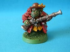 WARMONGER MINIATURES - LAFINRIB  PAINTED METAL MODEL