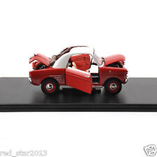 White Box Models 1/24 1958 Autobianchi Bianchina Trasfor Alloy Car Toys