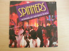 7 inch Single WORKING MY WAY BACK TO YOU von SPINNERS  (1979) °1c