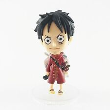 One Piece Figure Collection Monkey D Luffy Figurine Toy Japan Animation - 1pc