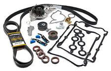 Audi OEM Timing Belt Kit S4 A6 AllRoad Quattro 2.7 V6 Valve Cover Gaskets Pump