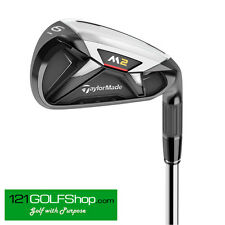 TAYLORMADE M2 GOLF CLUB IRON (7 IRON) MENS REGULAR STEEL SHAFT - BRAND NEW