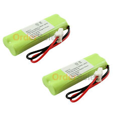 2x Cordless Phone Battery Pack for VTech BT183482 BT283482 DS6401 DS6421 DS6422