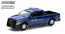 1:64 GreenLight *HOT PURSUIT R15* 2014 Dodge Ram 1500 Pickup WILMINGTON POLICE