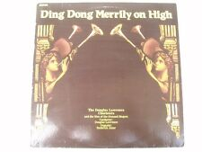DOUGLAS LAWRENCE CHORISTERS - Ding Dong Merrily on High - OZ LP